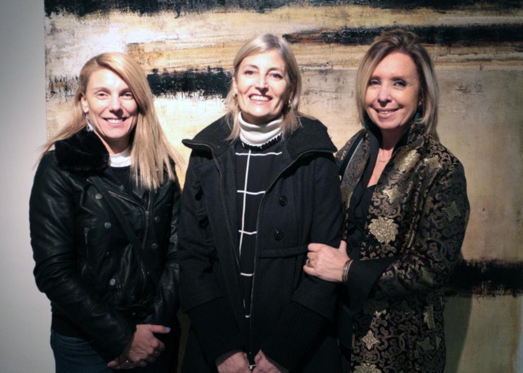 El arte le abrió el camino a una exposición especial