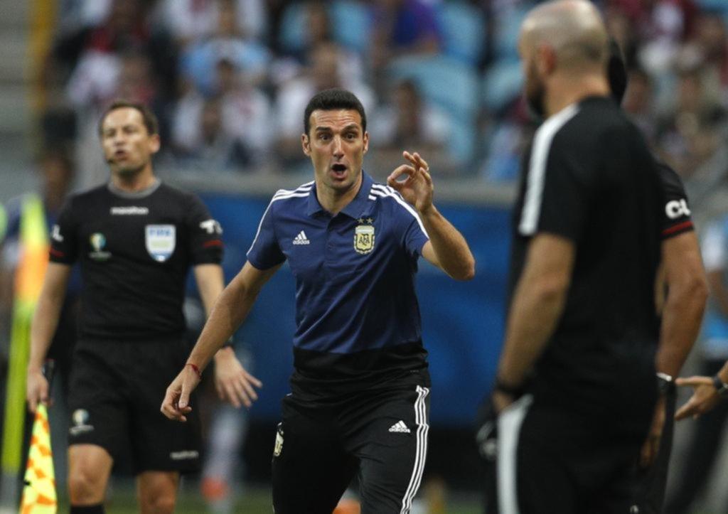 """""""Me gustaría otro mensaje, que el balance se haga cuando termine la Copa, no antes"""""""