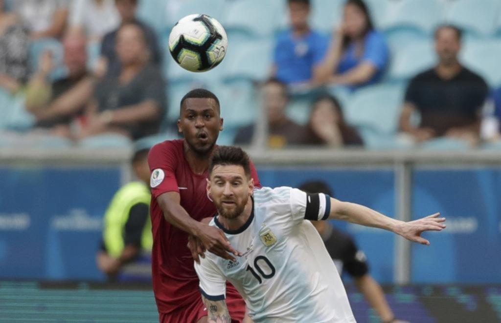 """""""Si no nos clasificábamos iba a ser complicado"""", dijo Messi sobre el festejo de su cumple"""