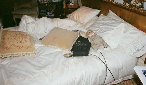 Qué hallaron en la habitación de Michael el día de su muerte