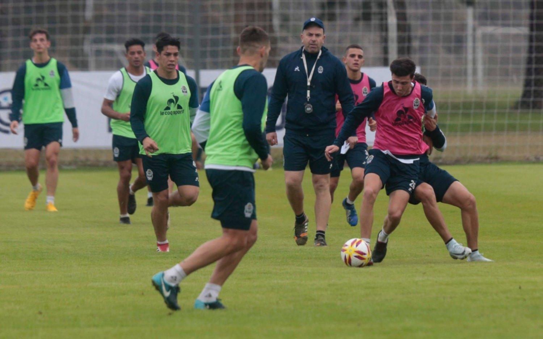 Sin Silva, que jugaría en Argentinos, Gimnasia comenzó la tercera semana de trabajo