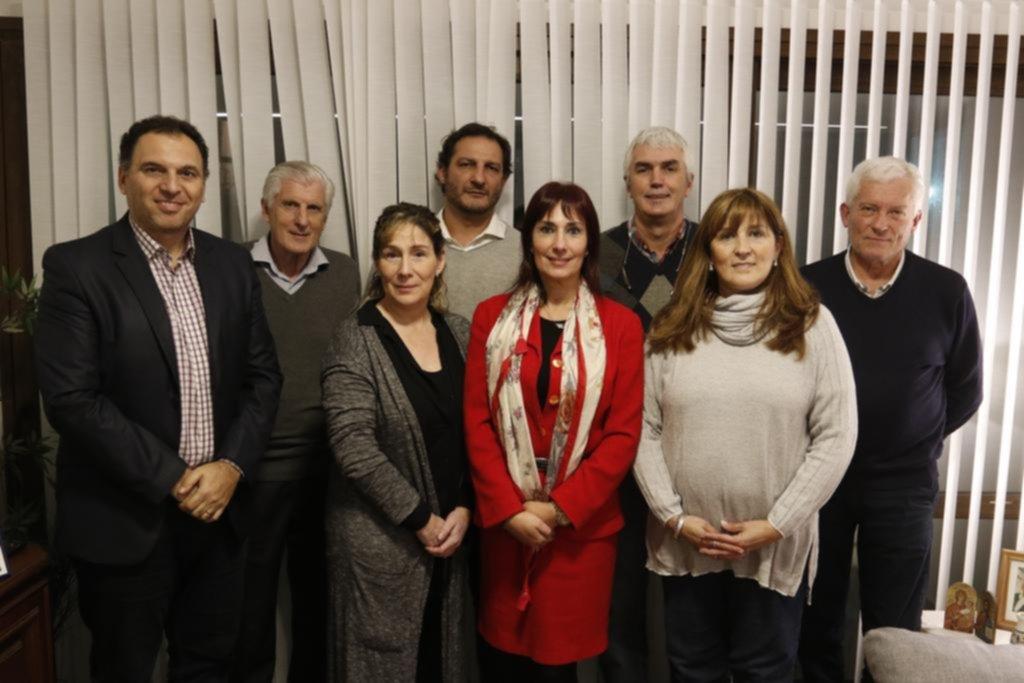 Candidaturas del Frente NOS en La Plata