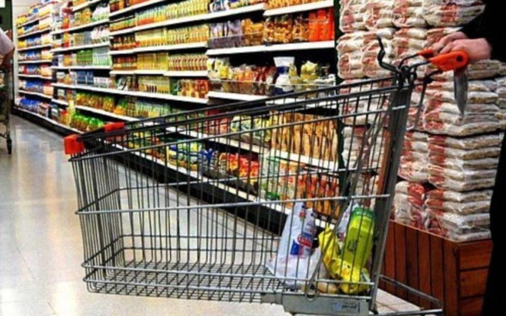 Crisis: cayeron fuerte las ventas en shoppings y supermercados