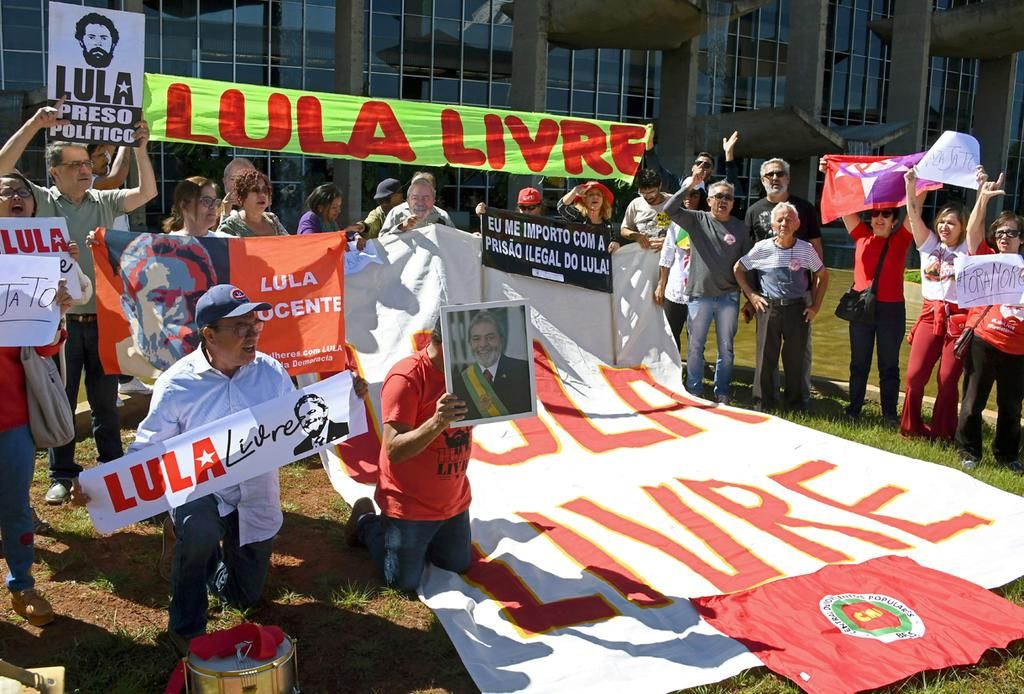 Nuevo revés para Lula en la Corte Suprema de Brasil: seguirá preso