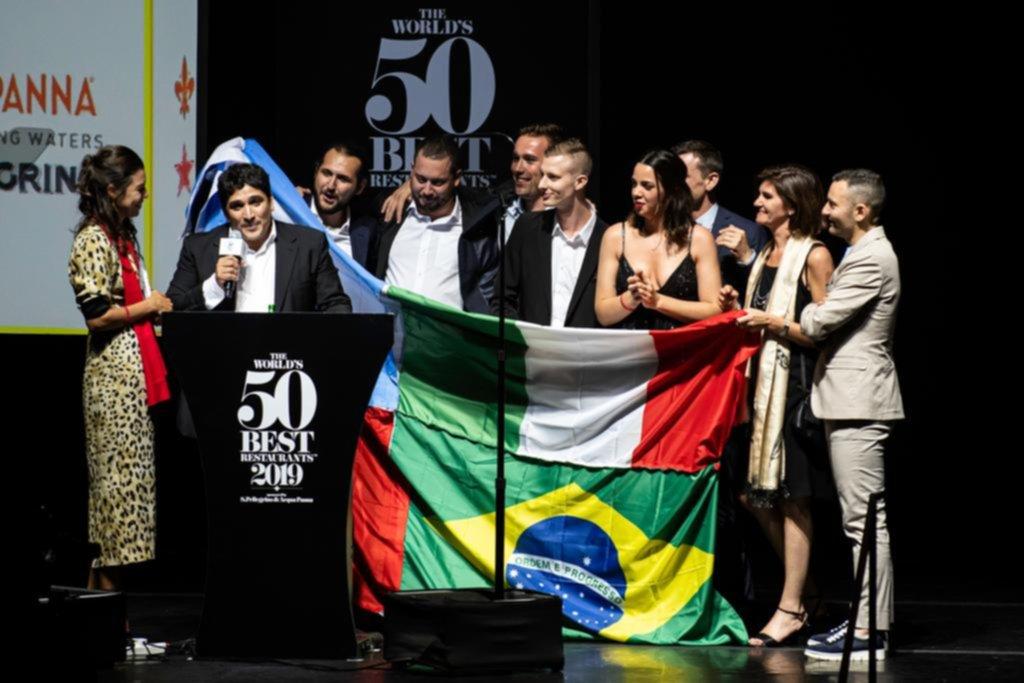 El mejor restaurante del mundo, con sello platense: Colagreco se codea con el olimpo de la cocina internacional