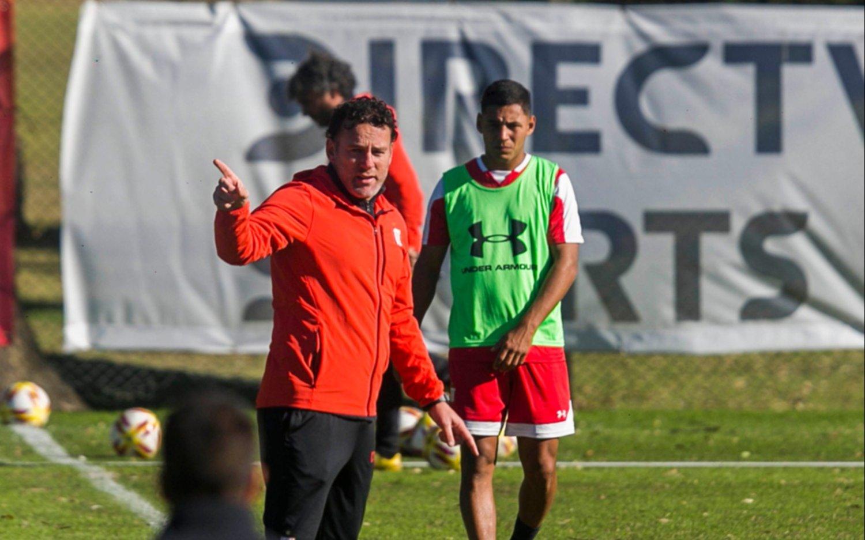 Sigue el éxodo en Estudiantes: Lattanzio tuvo su último entrenamiento