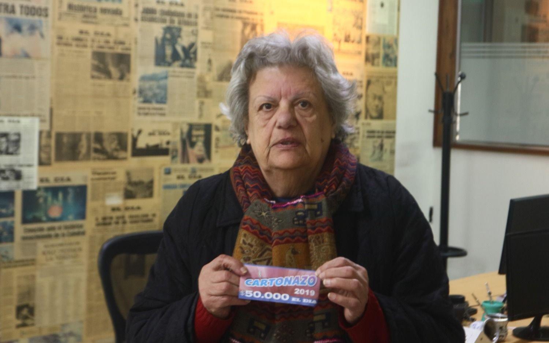 El Cartonazo por $100.000 quedó en manos de una afortunada ganadora