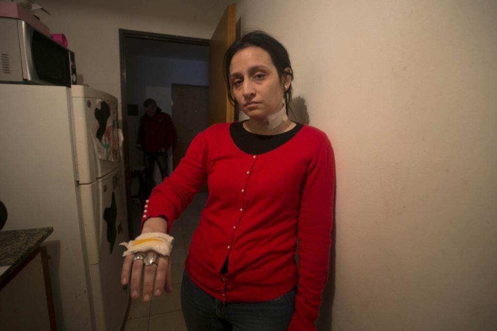 El calvario de una joven de La Plata que denunció a su ex pareja 12 veces y vive aterrorizada