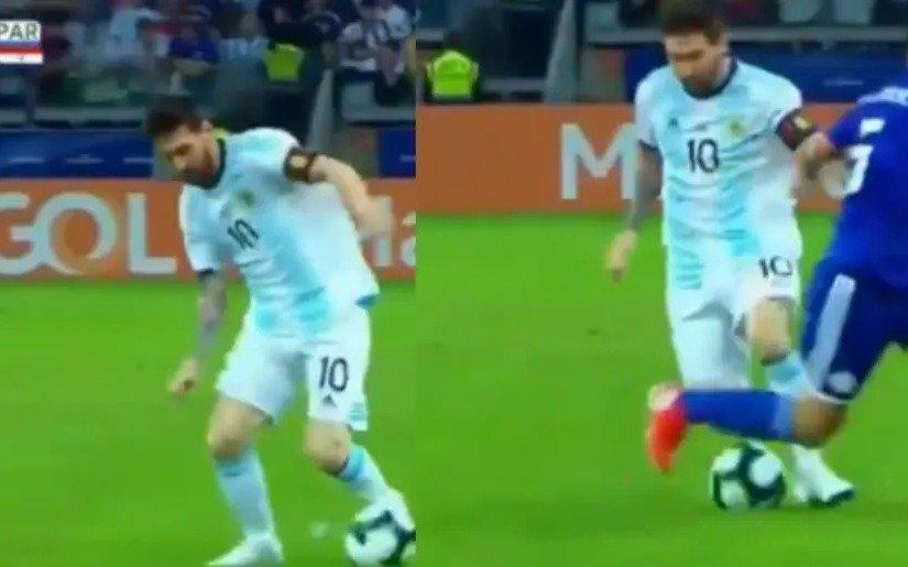Messi no pierde la costumbre: en la Copa América también superó un récord. ¿Cuál?