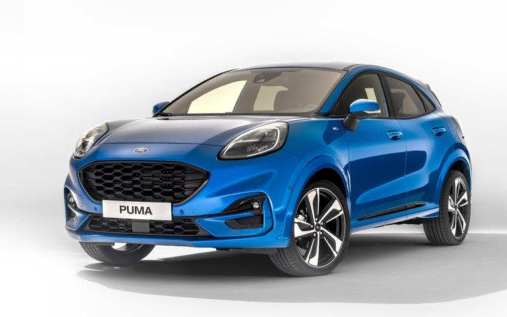 Puma, el nuevo SUV de Ford