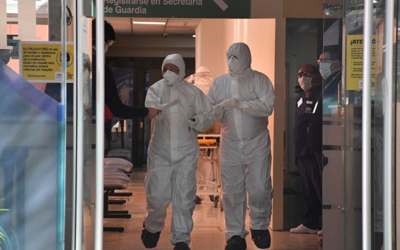 Coronavirus en el país: 17 muertos y 564 infectados en las últimas 24 horas