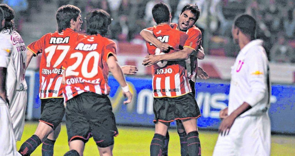 Estudiantes fue a fondo a la Conmebol contra Liga de Quito