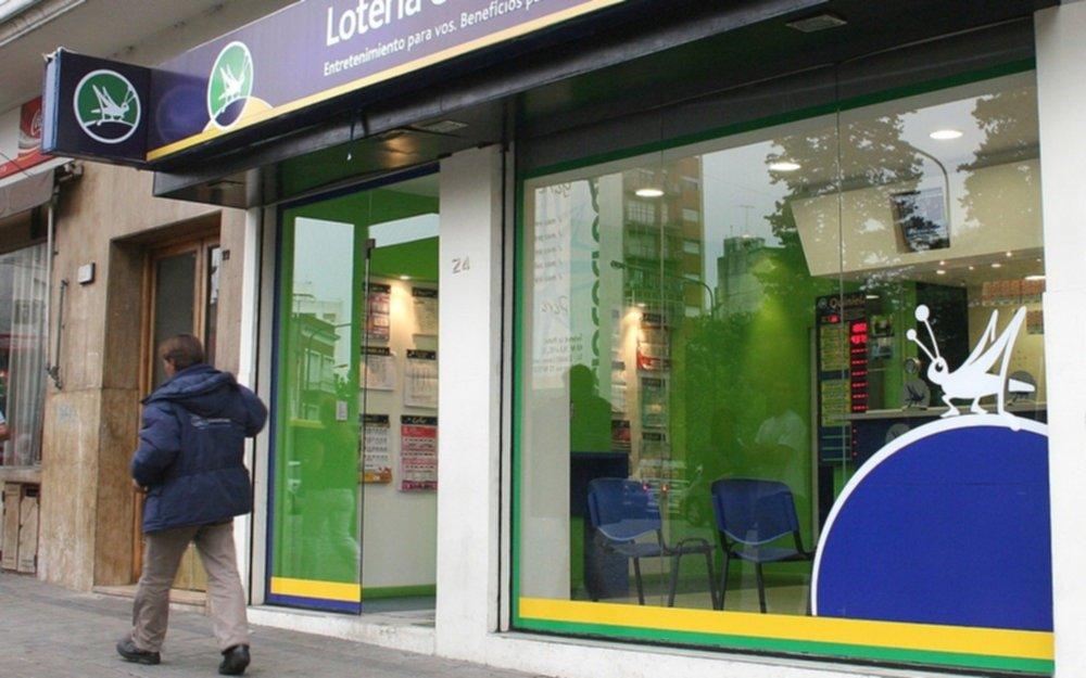 Habilitan a 53 municipios bonaerenses para la reapertura de las agencias de lotería