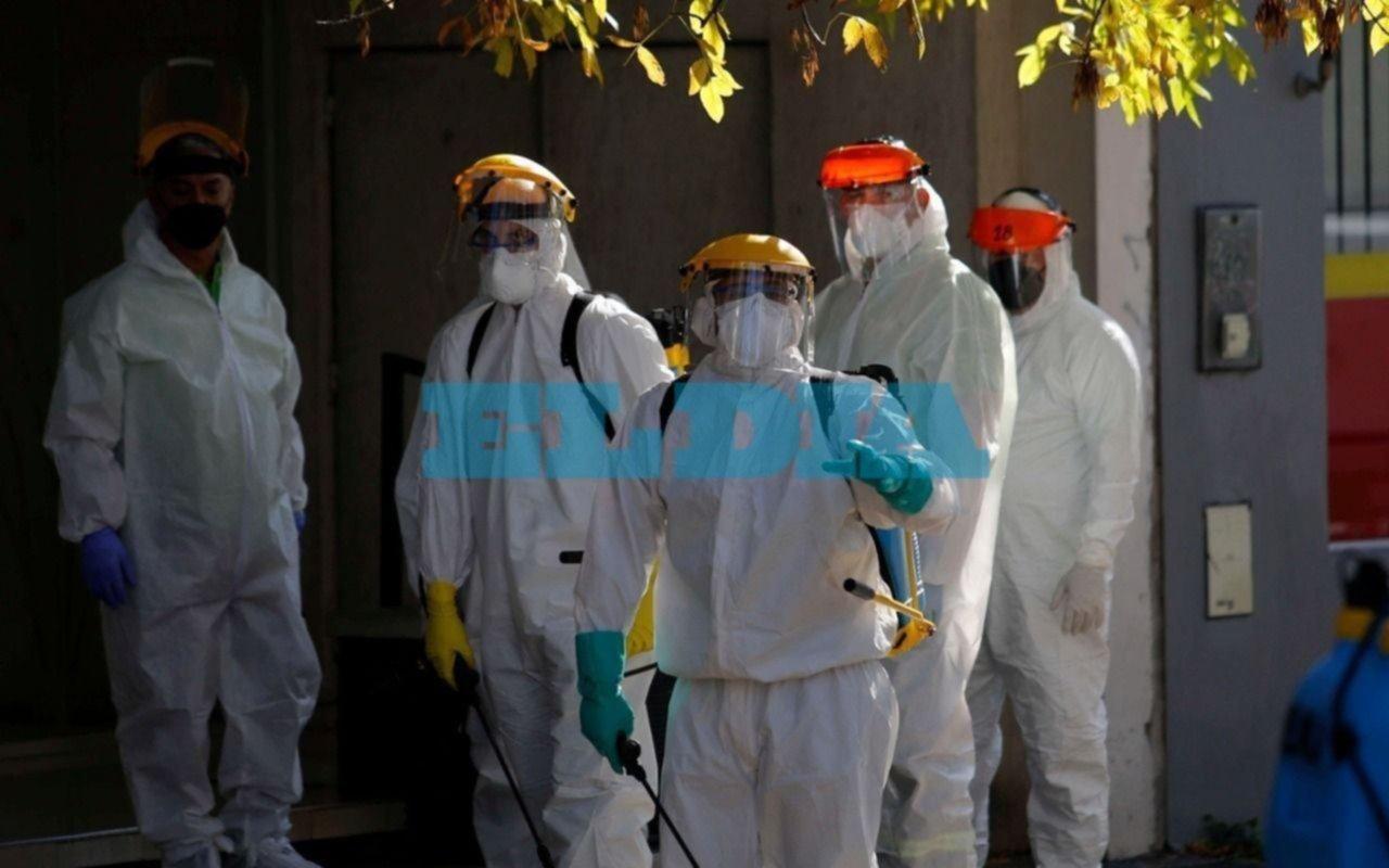Doce nuevos contagios de COVID-19 en La Plata: el total acumulado trepa a 181