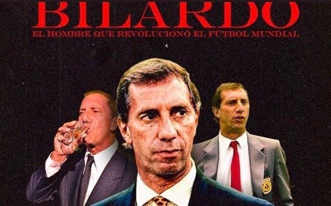 Furor en las redes pidiendo la serie de Carlos Bilardo