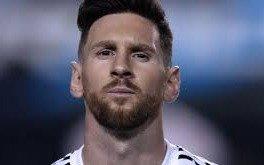 La campaña a la que se sumó Messi para repudiar el asesinato de George Floyd