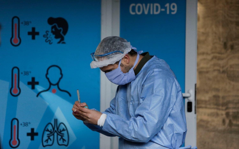 Otro récord: fueron 949 los casos en el país; CABA superó a Provincia en número de contagios