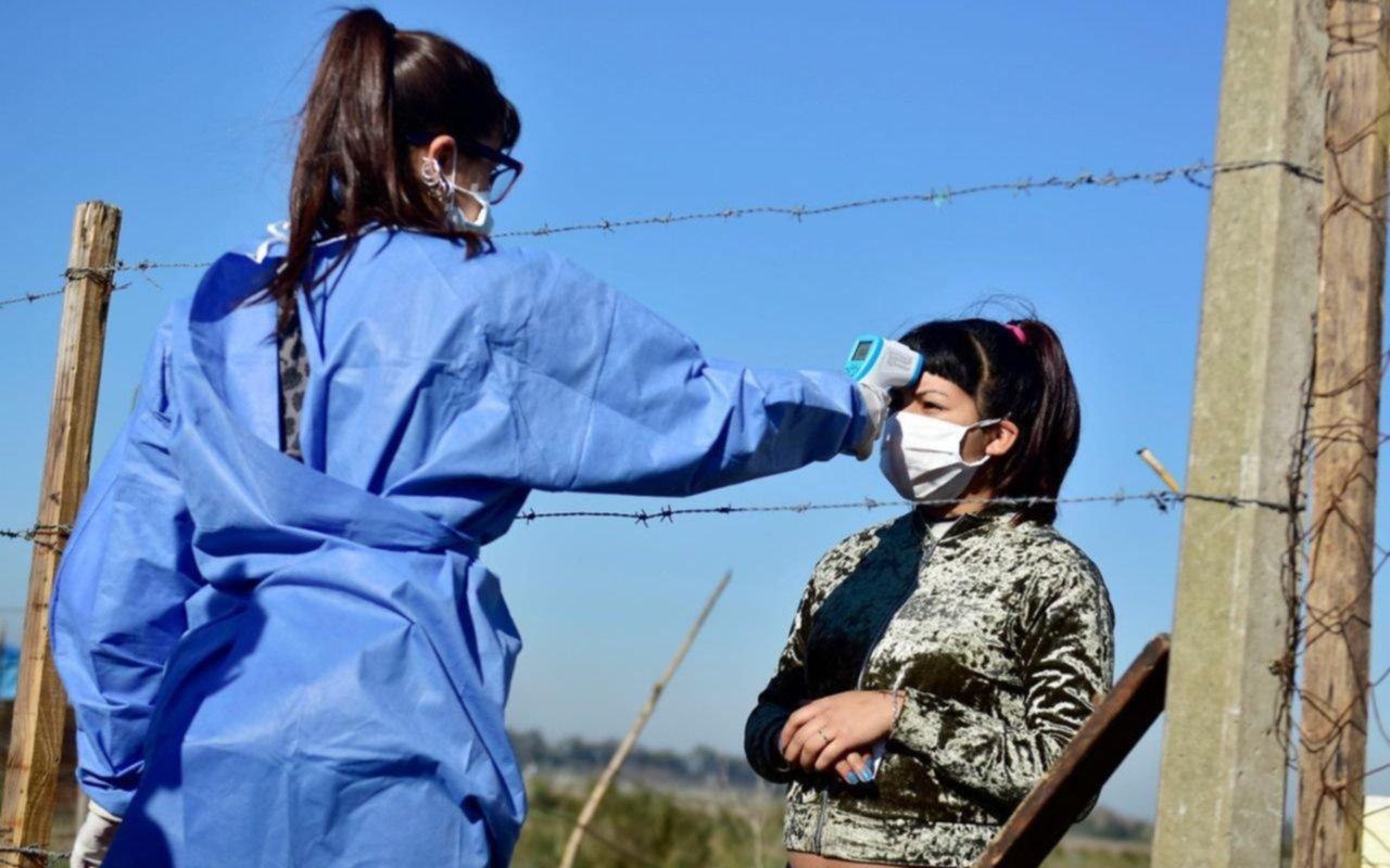 Coronavirus en la Región: 5 casos nuevos en La Plata, 11 en Ensenada y 3 en Berisso