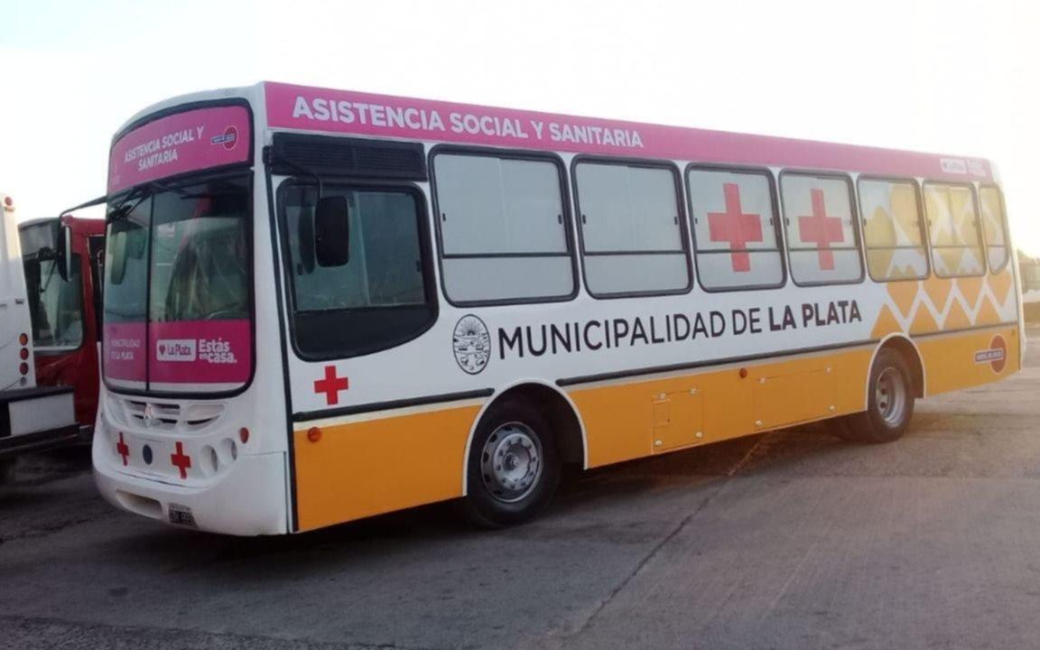 """""""Colectivo sanitario"""" para trasladar a personal esencial del Municipio y reforzar asistencia en barrios"""