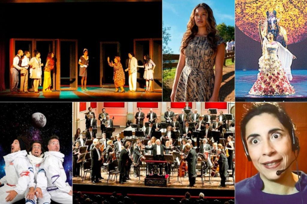 Cartelera virtual: Cirque du Soleil, microteatro, Mahler y un estreno de tevé