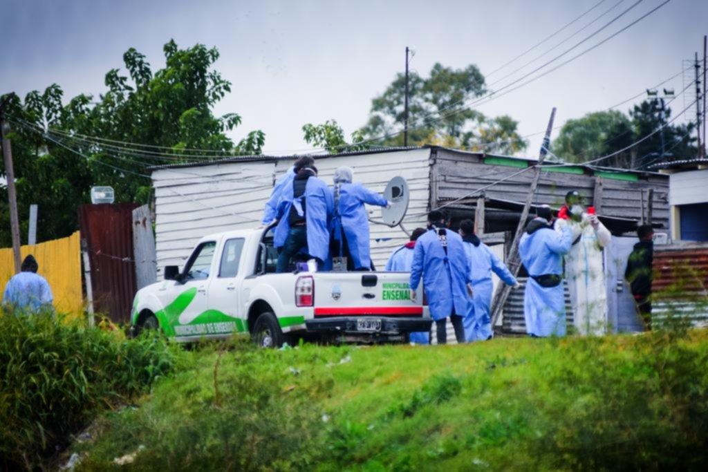 Cómo impacta el coronavirus en los barrios más vulnerables de la Región