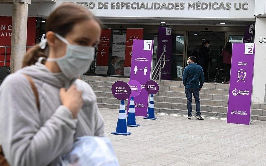 Chile registra nuevo récord de muertes: supera las 1.500