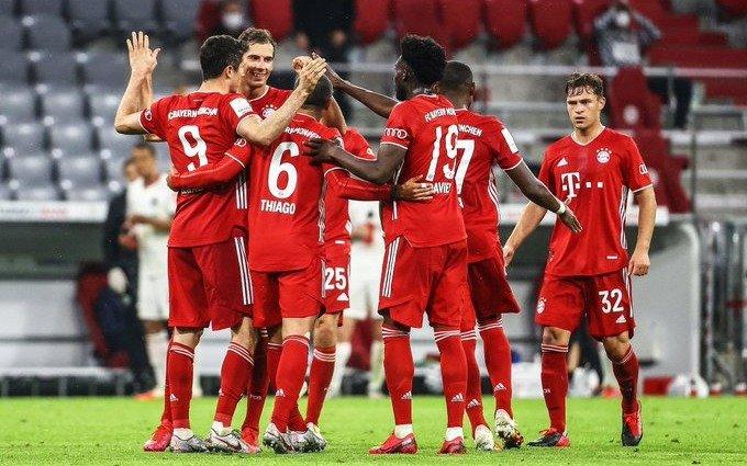 Bayern Münich, finalista de la Copa de Alemania