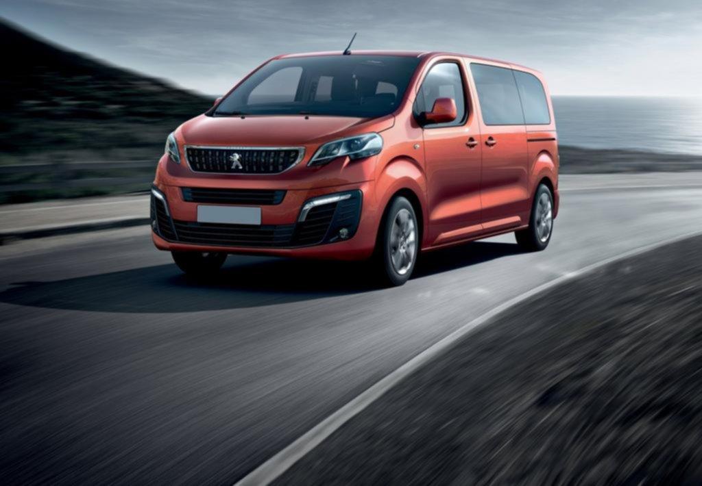 La furgoneta eléctrica de Peugeot, con autonomía de 230 o 330 km
