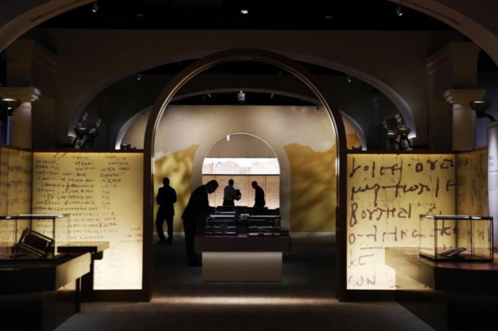 Mar Muerto: los manuscritos se realizaron en diferentes ubicaciones