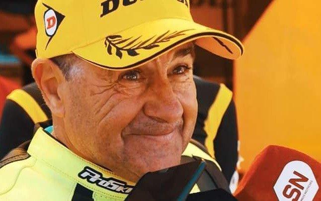 Con 63 años, Zanatta todavía va por nuevos records de Velocidad