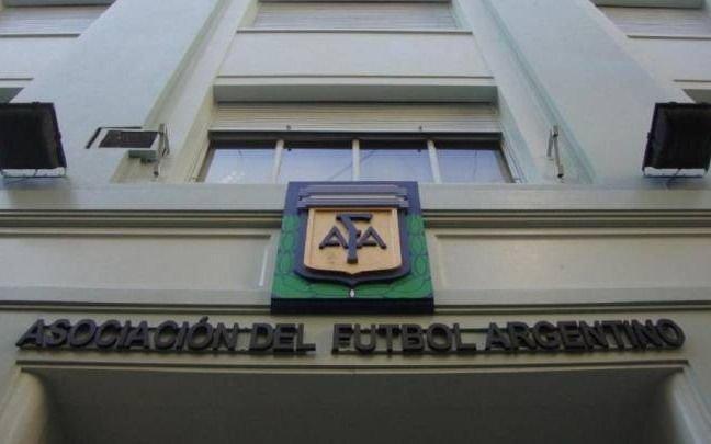 Estalló la interna en la AFA con el caso de San Martín de Tucumán ...