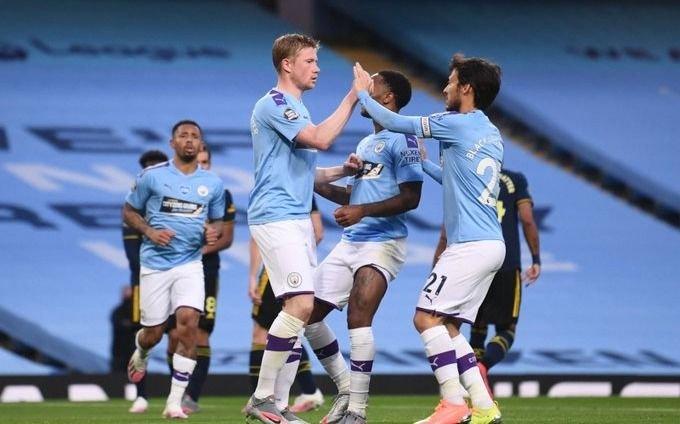 Volvió el fútbol inglés con goleada del Manchester City del Kun Agüero e increíble error