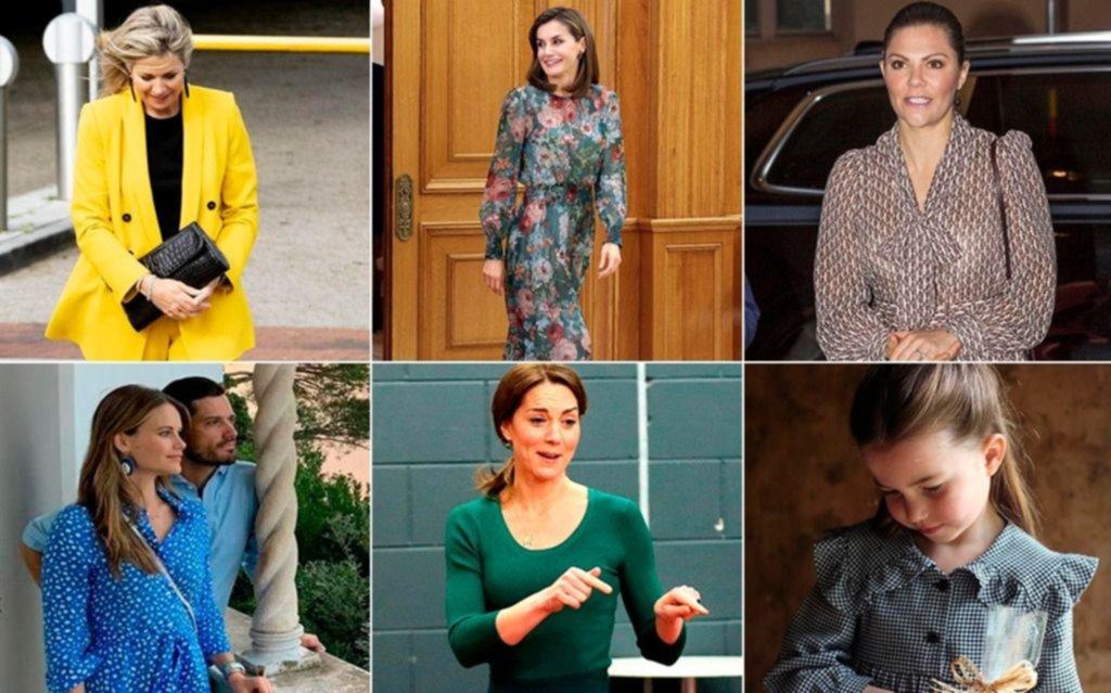 """Princesas """"low cost"""": la realeza muestra un rostro más accesible y se viste en Zara"""