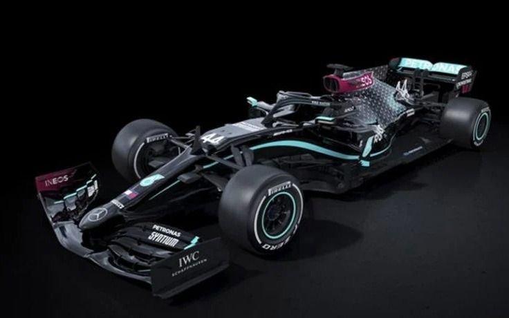 F1 Austria: Mercedes y una novedosa iniciativa para sus autos en la lucha contra el racismo
