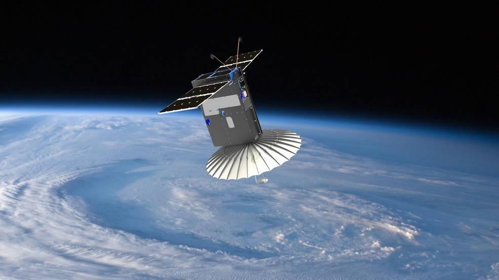 La UNLP proyecta tener un satélite propio para estudios meteorológicos