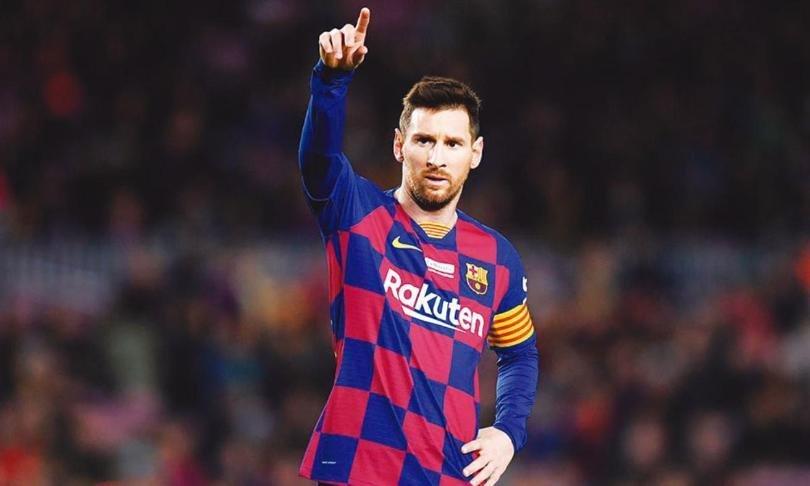 """Barcelona, ante el Atlético del Cholo, y Messi, en su nuevo intento por gritar el gol """"700"""""""