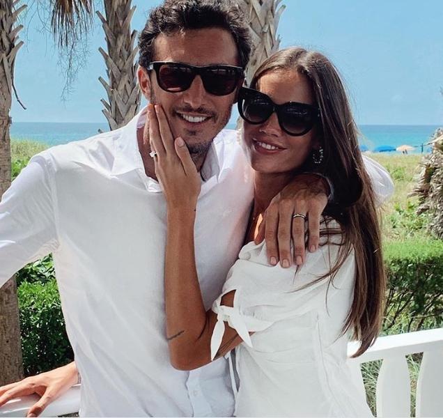 Pico Mónaco se casó en secreto en Miami con su novia