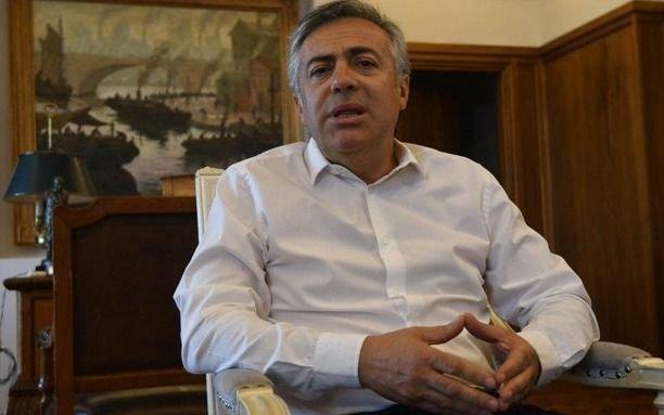 """Cornejo cuestionó al Gobierno y advirtió: """"Mendoza tiene todo para vivir como un país independiente"""""""