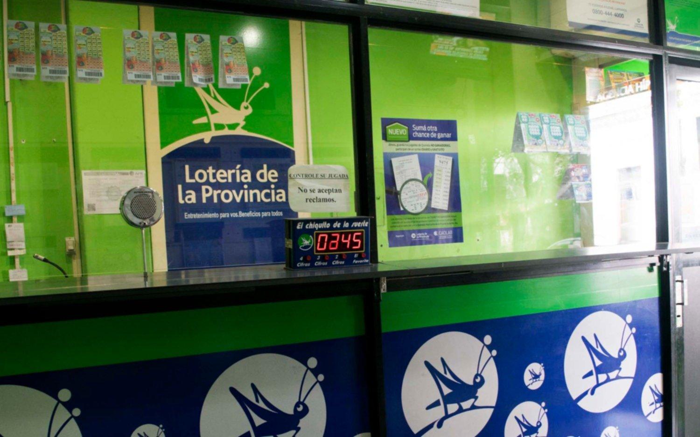 Lotería anunció que no se podrán realizar apuestas en la Región hasta el 17 de julio