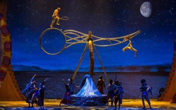 Cirque du Soleil pidió la convocatoria de acreedores y la suspensión de sus shows