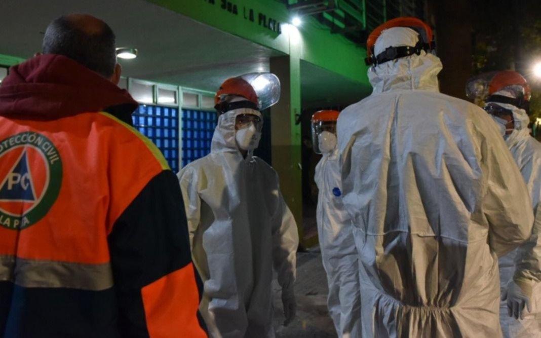 Una muerte y 43 nuevos contagios de coronavirus en la Región
