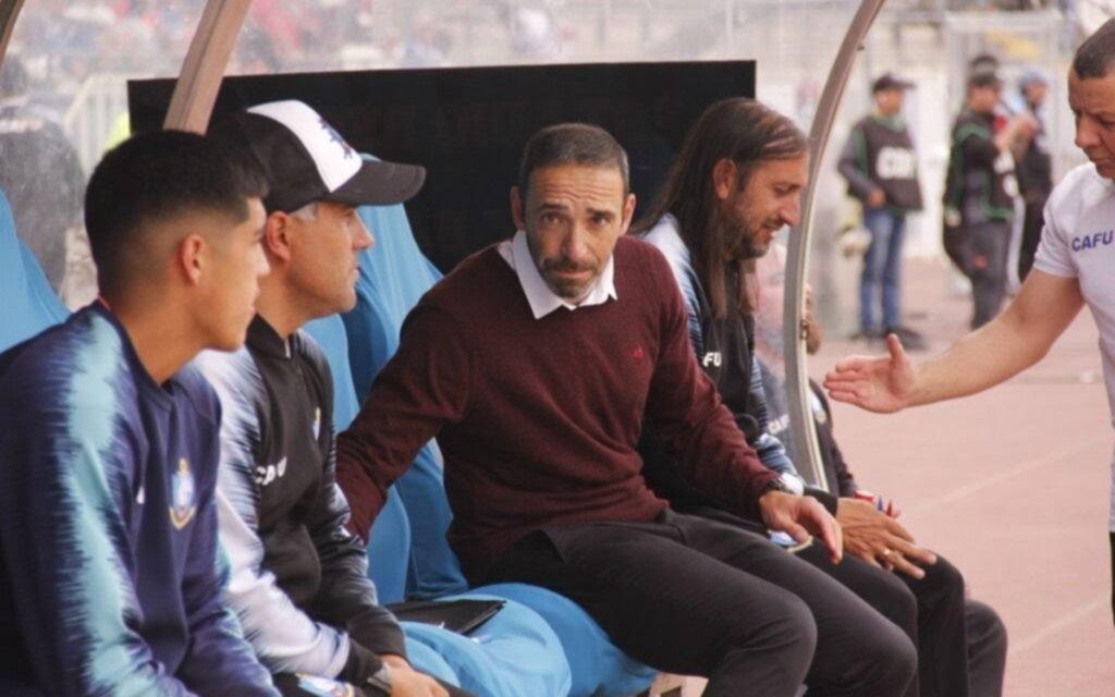 Un ex Pincha es nuevo técnico de Unión: el Vasco Azconzáballlega al Tatengue