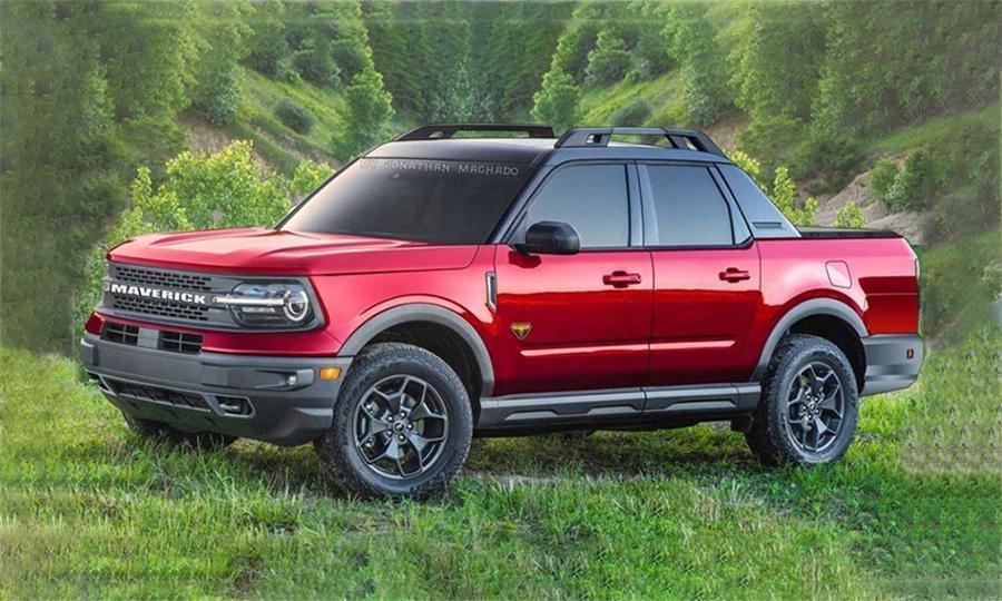 La nueva pick-up compacta de Ford