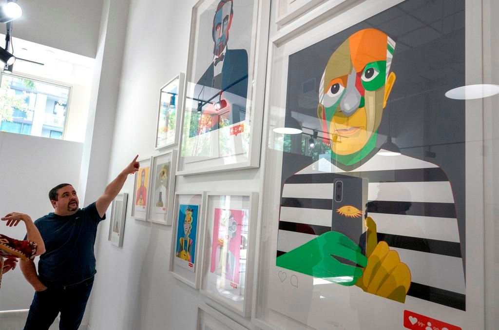 El arte pop, algo más que un abanico de colores chillones