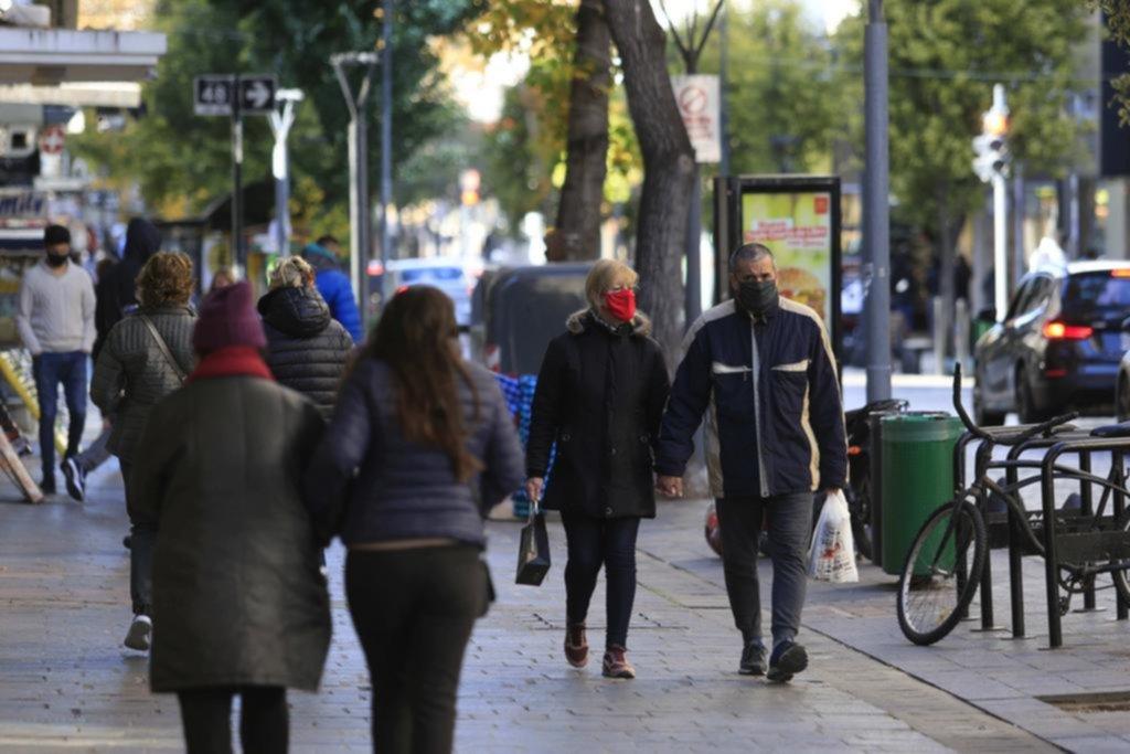 La Plata en imágenes: otoño en las calles