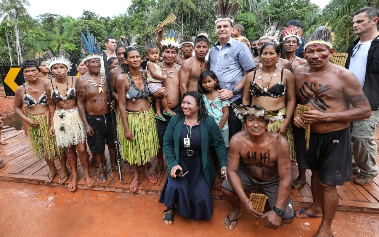 """""""¡Selva!"""": Bolsonaro le respondió a A. Fernández por su polémica frase sobre el origen de los brasileños"""