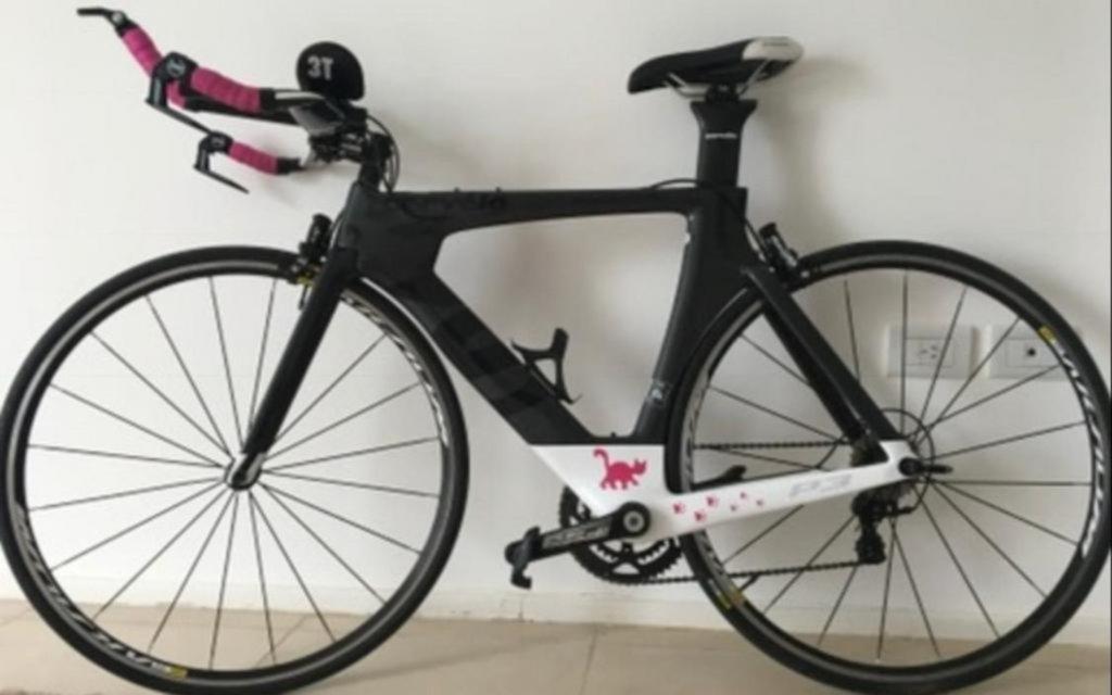 Roban dos bicicletas valuadas en 20 mil dólares en Hernández