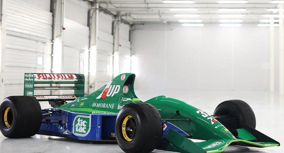 Cuánto vale el auto histórico de la Fórmula 1 que pusieron a la venta