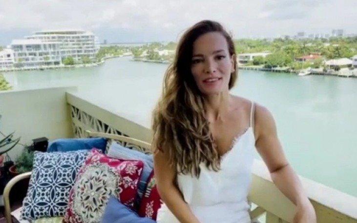 La odisea de Claudia Albertario: vino al país desde Miami para despedir a su padre y quedó varada