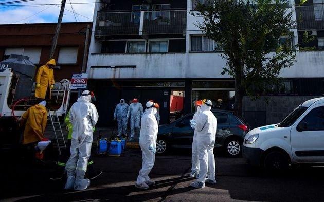 En La Plata se reportaron 370 nuevos contagios de Covid-19 y 13 personas fallecidas